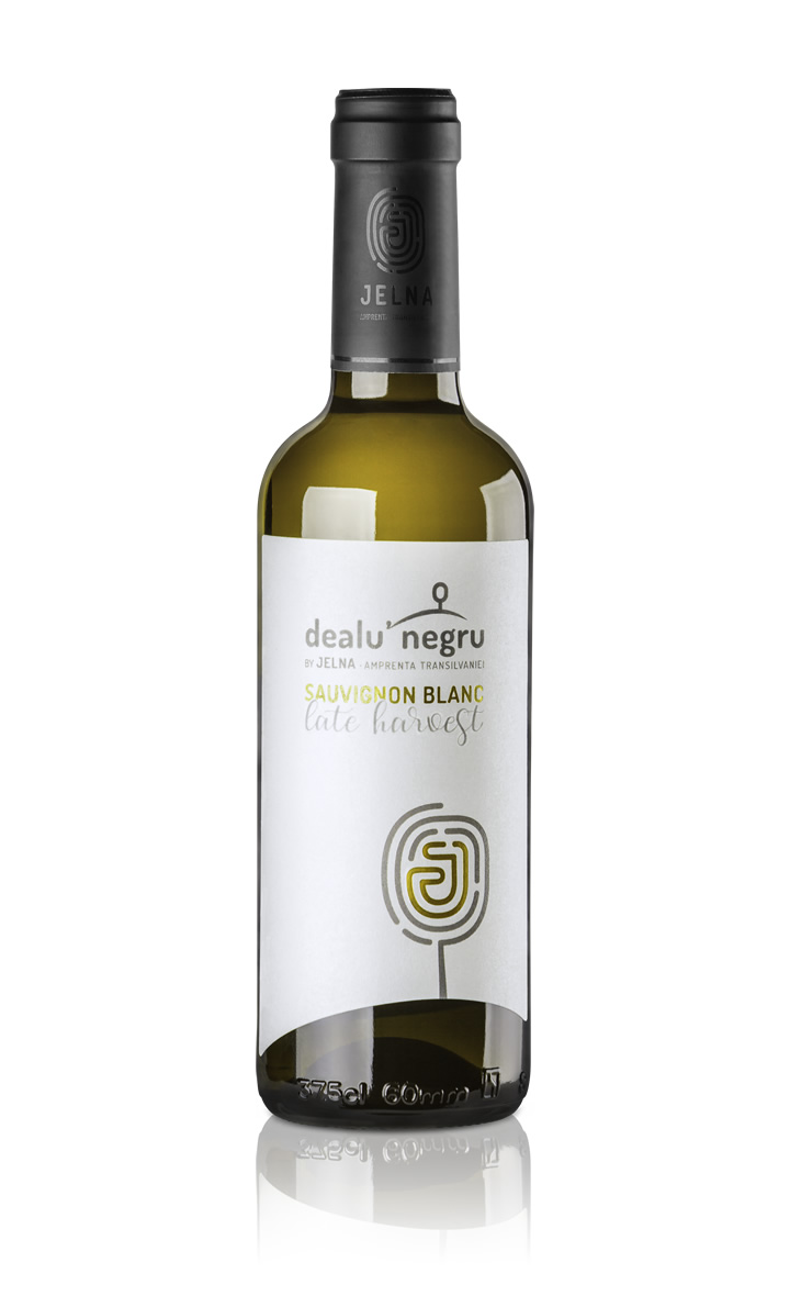 Sauvignon Blanc Late Harvest - Dealu Negru by Jelna